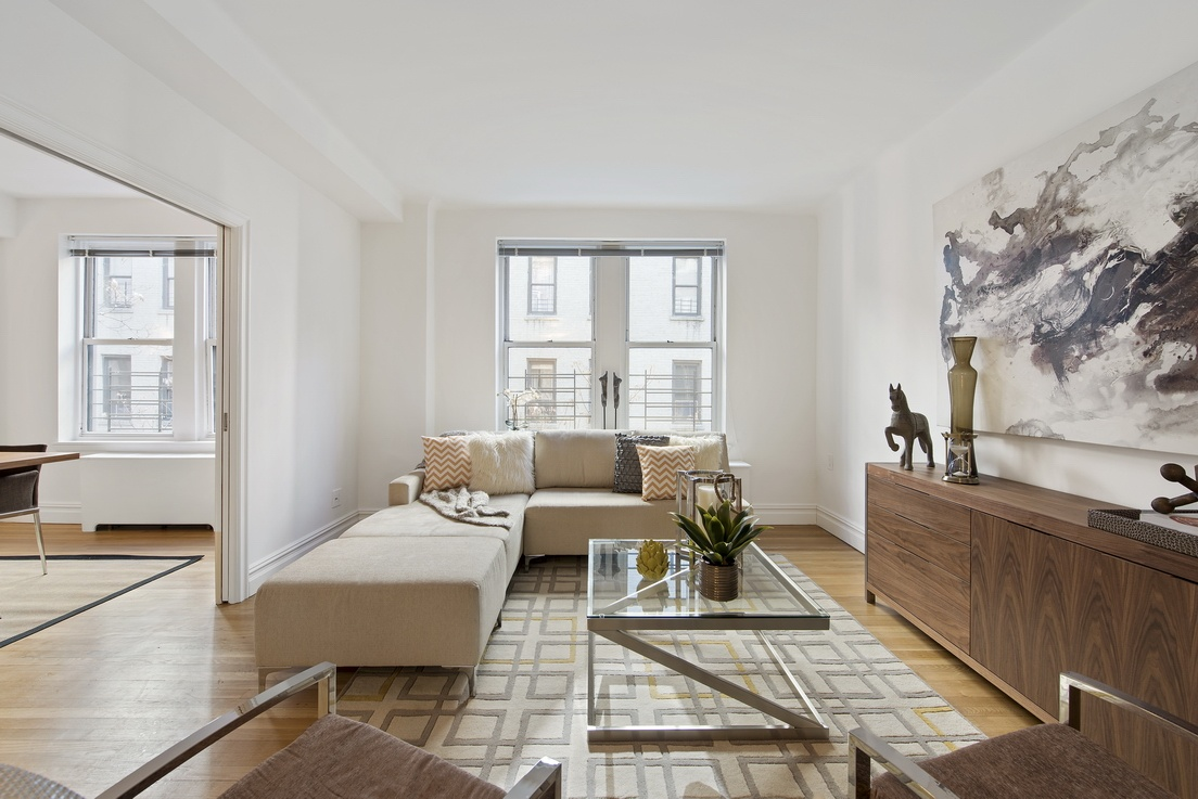 Back on the Market: Upper West Side Newly Renovated CONDO ...